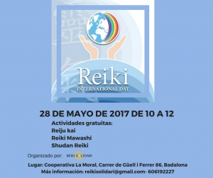 REIKI INTERNATIONAL DAY- PUBLICIDAD